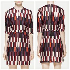 rag & bone Dresses - Rag & Bone Anne Silk Dress in the color Bus Seat